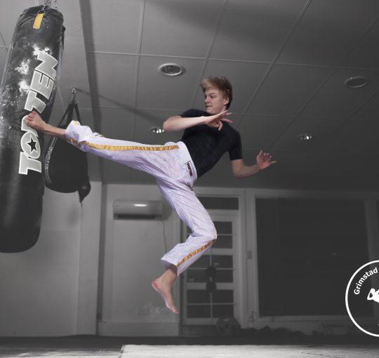 Kick voksen Åpen-matte